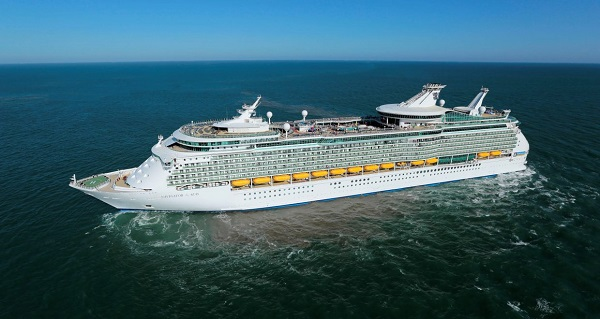 Royal Caribbean's Adventure of the Seas sails from New York to Bermuda, Caribbean, Florida and Bahamas