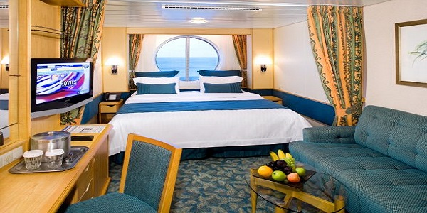 Outside Stateroom - Adventure of the Seas