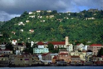 Colorful Houses of Grenada