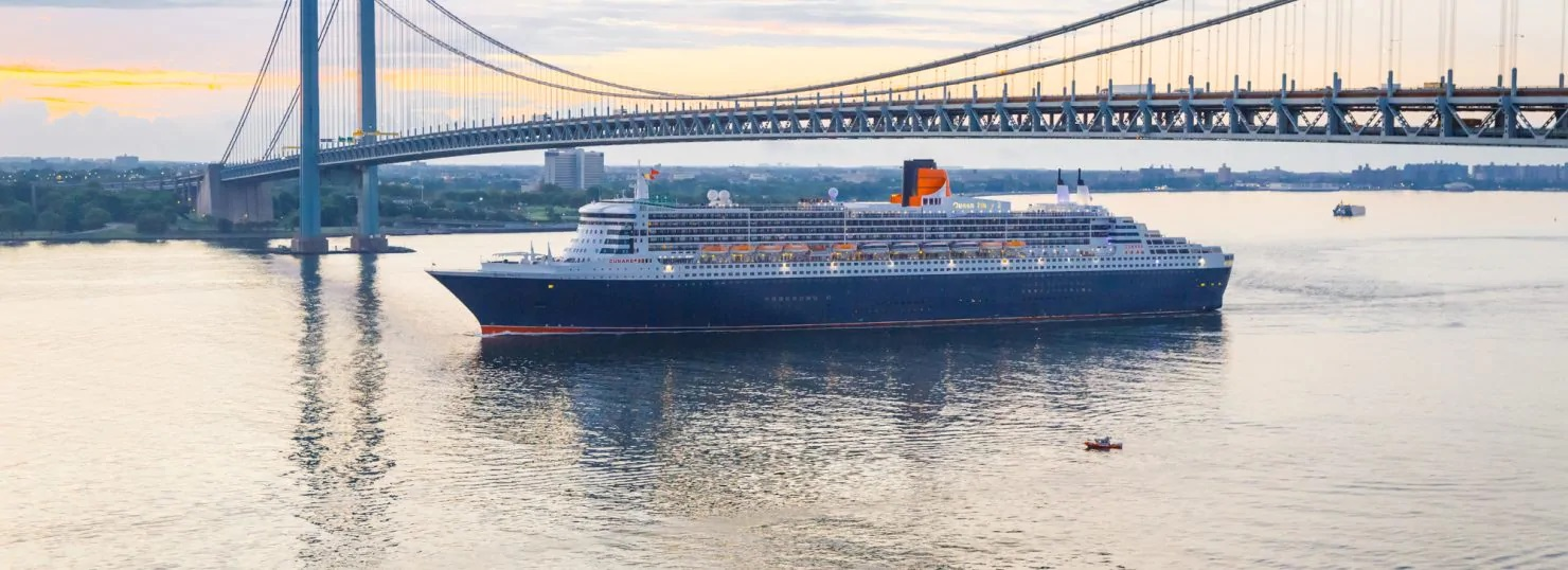 Cunard Queen Mary 2 Revised 2022 World Cruise